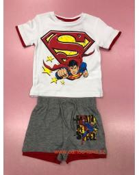 Dětská chlapecká letní souprava set Batman v Superman