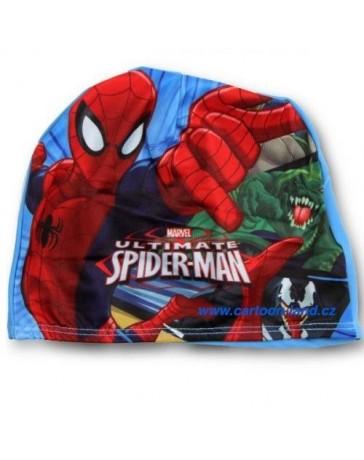Dětská koupací čepice Spiderman