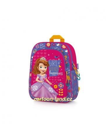 Batoh dětský dívčí předškolní Sofia Disney