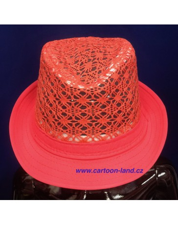 Dětský dívčí letní klobouk