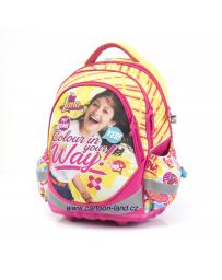 Školní batoh ERGO JUNIOR Soy Luna