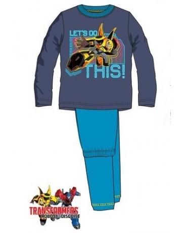 Chlapecké dětské pyžamo Transformers Disney
