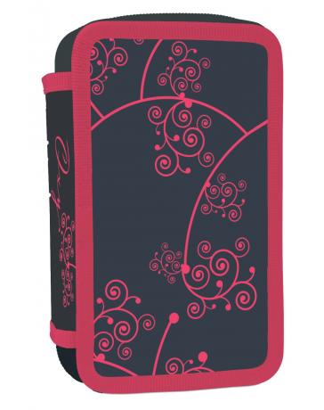 Penál 2 p. prázdný OXY Pink
