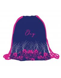 Vak na záda OXY Pink Flowers
