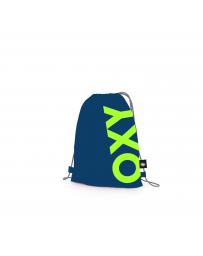 Vak na záda OXY NEON LINE Dark Blue