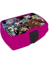 KartoN P+P SVAČINOVÝ BOX MONSTER HIGH