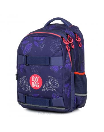 Studentský batoh OXY One Flowers