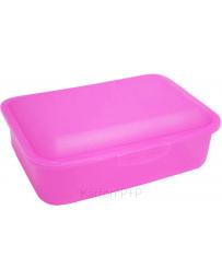 Box na svačinu růžová