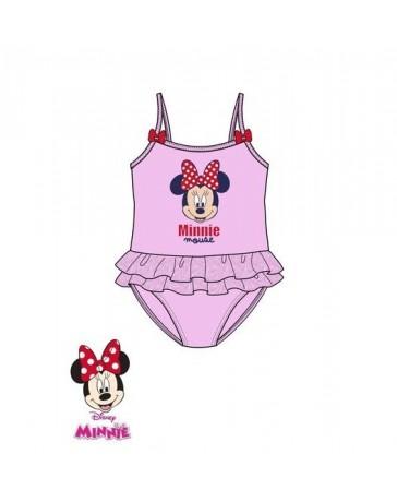 Dětské dívčí baby jednodílné plavky Minnie Disney
