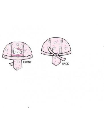 UNI-Dívčí pirátka Hello Kitty - růžová