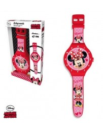 Nástěnné hodiny  Minnie.