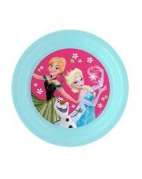Plastový talíř Disney Frozen.