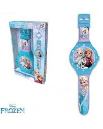 Nástěnné hodiny Frozen