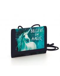 Dětská textilní peněženka Unicorn 1