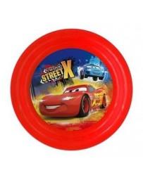 Plastový talíř Disney Cars.