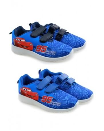 Chlapecké  boty tenisky Auta Cars Disney.