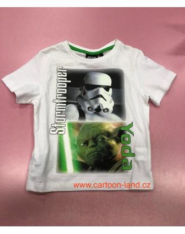Chlapecké  tričko kratký rukáv Star Wars Disney