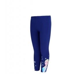 Dívčí legíny - SETINO Frozen modré ST-25 , vel. 104 - 140