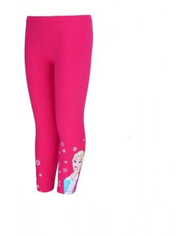 Dívčí legíny - SETINO Frozen růžové ST-25 , vel. 104 - 140