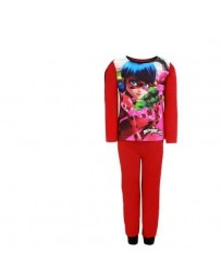 Dětské dívčí pyžamo Kouzelná beruška červená