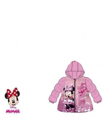 Dětska kojenecká zimní baby bunda Minnie