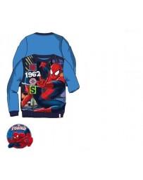 Chlapecký svetr dlouhý rukáv Spiderman Disney