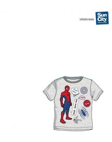 Chlapeckě tričko dlouhý rukáv Spiderman Disney