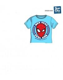 Chlapecké  tričko kratký rukáv Spiderman Disney