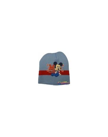 Dětská chlapecká zimní čepice Mickey Mouse