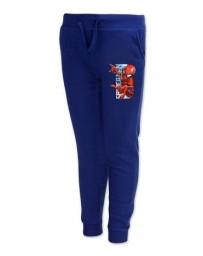 Chlapecké tepláky Spiderman tmavě modrý