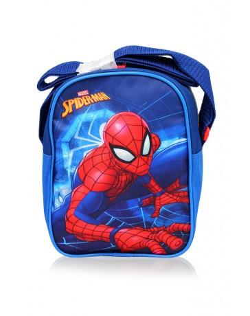 """Chlapecká taška přes rameno """"Spideman modrá"""