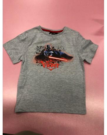 Dětské tričko Star Wars šedé