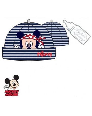 Dětská baby čepice Mickey Mouse Disney