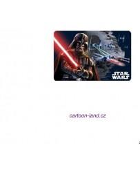3D podložka s motivem Disney Star Wars Darth Vader