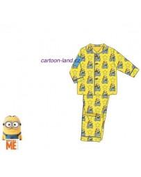 Pyžamo  Mimoni Disney žlutá