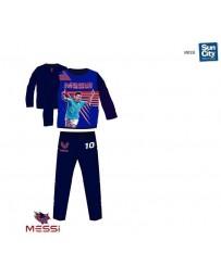 Chlapecké dětské pyžamo Messi