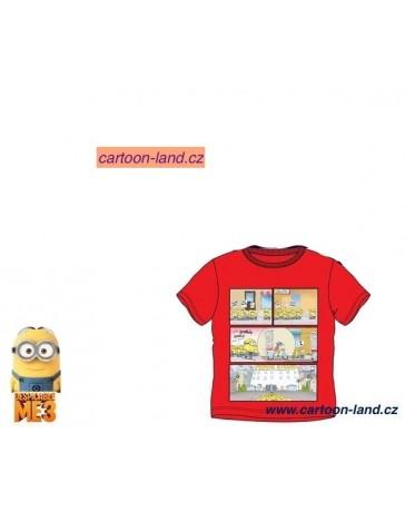 Chlapecké tričko Mimoni Disney