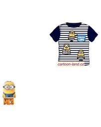 Chlapecké tričko Mimoni Minions Disney