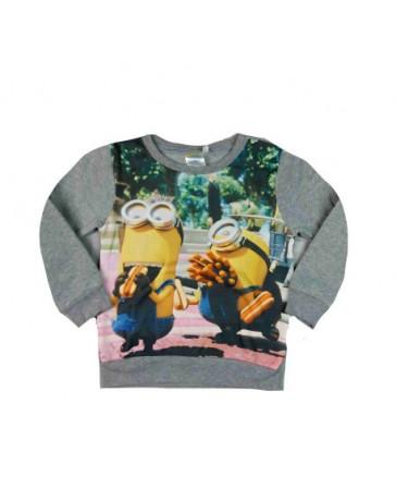 Chlapecký svetr dlouhý rukáv Mimoni Disney