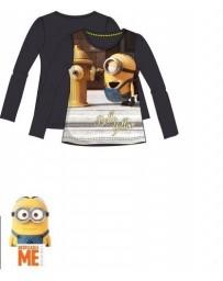 Dívčí tričko dlouhý rukáv Mimoni Disney