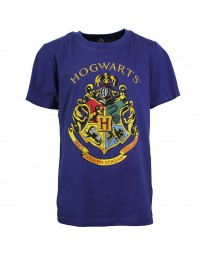 Chlapecké triko Harry Potter modré