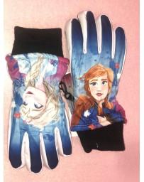 Dětské rukavice Frozen Ledové království svetlo růžové