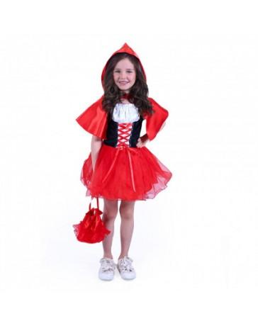 Dětský kostým Karkulka