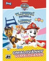Omalovánky A5+ Tlapková patrola