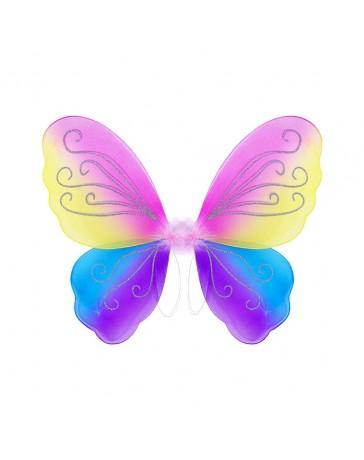 Křídla motýlí duhová