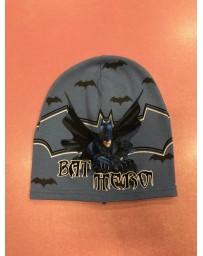 Chlapecká čepice Jaro/podzim Batman světlé modrá
