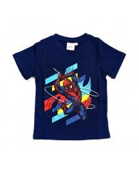 """SETINO Chlapecké triko """"Spider-man"""" - tmavé modrá"""