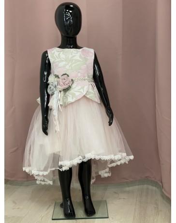 Slavnostní Svatební šaty  MIALORA pink