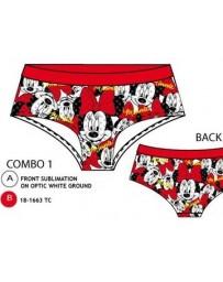 Divčí kalhoty Minnie Disney