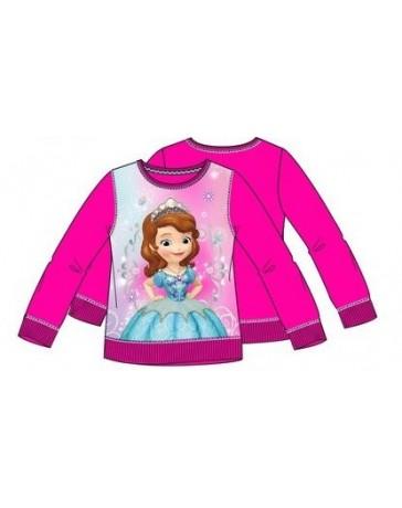 169e4e8f85b Dívčí svetr dlouhý rukáv Sofie Disney - cartoon-land